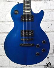 1997 Gibson Les Paul Studio Lite Trans Blue w/ OHSC