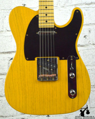 Suhr Classic T Antique Trans Butterscotch Electric Guitar (#8E9U)
