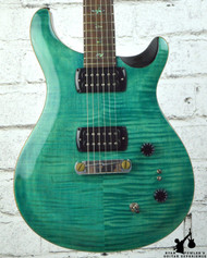 PRS SE Paul's Guitar - Aqua w/ Bag (#5228)
