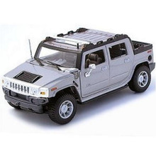 HUMMER H2 SUT Concept MAISTO SPECIAL EDITION Diecast 1:27 Silver