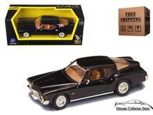 1971 Buick Riviera GS ROAD SIGNATURE Diecast 1:43 Scale Black FREE SHIPPING