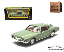 1971 Buick Riviera GS ROAD SIGNATURE Diecast 1:43 Scale Green FREE SHIPPING