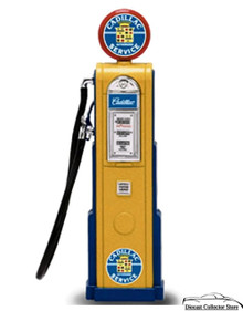 CADILLAC Digital Gasoline Gas Pump ROAD SIGNATURE Diecast 1:18 FREE SHIPPING