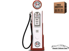 CORVETTE Digital Gas Pump ROAD SIGNATURE Diecast 1:18 Scale FREE SHIPPING