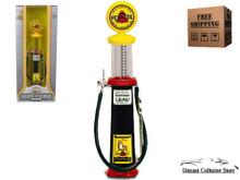 PENNZOIL Vintage Cylinder Gas Pump ROAD SIGNATURE Diecast 1:18 Scale