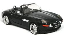 1996 BMW Z8 SUPERIOR / SUNNYSIDELTD Diecast  1:24 Scale Black