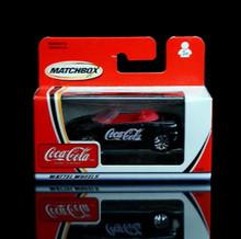 MGF 1.8i Matchbox MGF 1.8i COCA COLA Series Diecast 1:64 Scale Coke