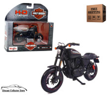 HARLEY DAVIDSON 2011 XR1200X Diecast 1:18 Scale Series 35 FREE SHIPPING