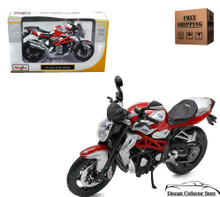 MV Agusta Brutale 1090 RR Motorcycle MAISTO Diecast 1:12 Scale FREE SHIPPING