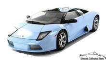 Lamborghini Murcielago Roadster MAISTO Diecast 1:18 Scale Light Blue