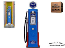 FORD Digital Gasoline Gas Pump ROAD SIGNATURE Diecast 1:18 Scale FREE SHIPPING