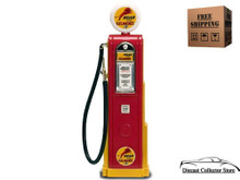ROAR with GILMORE Digital Gas Pump ROAD SIGNATURE Diecast 1:18 Scale FREE SHIPPING