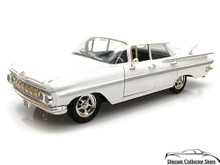 1959 Chevrolet Impala 4 Door ARKO VINTAGE VEHICLE Diecast 1:32 FREE SHIPPING