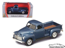 1950 GMC Pickup ROAD SIGNATURE Diecast 1:43 Scale Blue FREE SHIPPING
