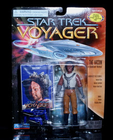 "STAR TREK VOYAGER The Kazon Nomad Playmates 5"" Action Figure"