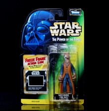 STAR WARS Action Figure SAELT-MARAE Yak Face Freeze Frame Action Slide TPOTF
