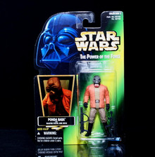 STAR WARS Action Figure PONDA BABA 1996 POTF Collection 3 FREE SHIPPING