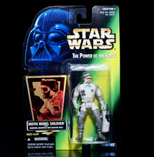STAR WARS Action Figure HOTH REBEL SOLDIER - POTF 1996 Collection 2