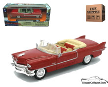 1955 Cadillac Eldorado NEWRAY City Cruiser Diecast 1:43 Sale Red FREE SHIPPING