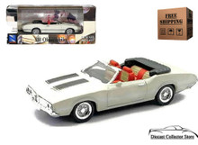 1970 Oldsmobile 442 W-30 NEWRAY City Cruiser Collection Diecast 1:43 FREE SHIPPING