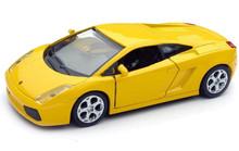 Lamborghini Gallardo NewRay City Cruiser Diecast 1:32 Scale Yellow