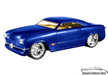 1949 Ford Thom Taylor EXTREME CUSTOMS INSANI w/Display Showcase Diecast 1:24