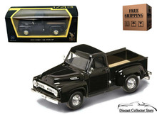 1953 Ford F-100 Pickup ROAD SIGNATURE Diecast 1:43 Scale Black FREE SHIPPING
