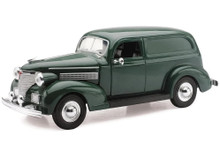1939 Chevrolet Sedan Delivery NEWRAY Diecast 1:32 Scale Green FREE SHIPPING