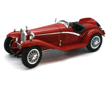 1932 Alfa Romeo 8C 2300 Spider Bburago Diecast 1:18 Scale Made in France