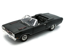 1969 Plymouth GTX Hemi Convertilble Ertl AMERICAN MUSCLE Diecast 1:18 Scale