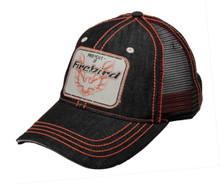 Hat - Pontiac Firebird Venteed Mesh Ball Cap Adjustable FREE SHIPPING