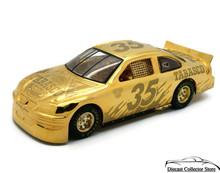 1996 Pontiac Grand Prix NASCAR 50th Anniversary 24K Gold LE Diecast 1:24
