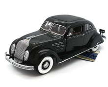 FRANKLIN MINT 1934 Chrysler Airflow Limited Edition Diecast 1:24 Scale