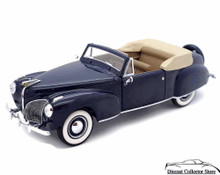 FRANKLIN MINT 1941 Lincoln Continental FOMOCO Internal Exclusive Diecast 1:24