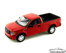 Ford F-150 STX Maisto Special Edition 1:27 Scale Red MIB