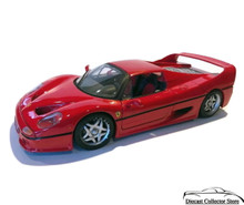 Ferrari F50 (closed top) MAISTO SPECIAL EDITION Diecast 1:18 Scale Red