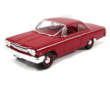 1962 Chevrolet Bel Air MAISTO SPECIAL EDITION Diecast 1:18 Scale Red