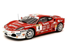 2006 Ferrari F430 Challenge Italian Champion Hot Wheels Elite Limited Edition Diecast 1:18