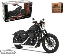 Harley Davidson 2014 Sportster Iron 883 MAISTO Diecast 1:12 FREE SHIPPING