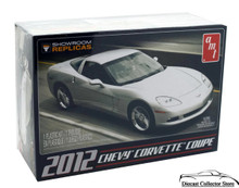2012 Chevrolet Corvette Coupe AMT Model Kit 1:25 Scale FREE SHIPPING