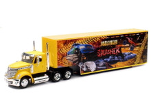 International Lonestar Semi Hauler Truck Maximum Smasher NEWRAY Diecast 1:43 Scale 16663