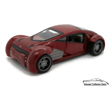 Lexus Concept Car MAISTO Diecast 1:24 Scale Red FREE SHIPPING