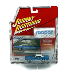 1972 Plymouth Satellite Mopar or No Car Johnny Lighning  Diecast 1:64 #17