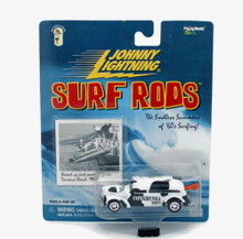 Johnny Lightning SURF RODS Cowabunga Boys Diecast 1:64 FREE SHIPPING