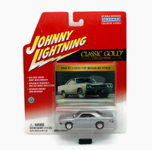 1969 Plymouth Road Runner JOHNNY LIGHTNING Classic Gold Collection Diecast 1:64