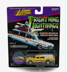 FRIGHT'NING LIGHTNINGS Johnny Lightning Haulin' Hearse Diecast 1:64 Scale