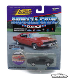 1972 AMC Javelin JOHNNY LIGHTNING MUSCLE CARS Diecast 1:64 Green FREE SHIPPING