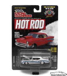 1970 Buick GSX RACING CHAMPIONS HOT ROD MAGAZINE Diecast 1:62 FREE SHIPPING
