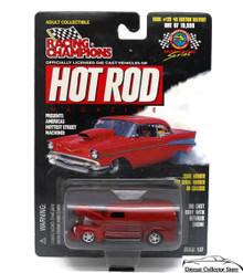 1940 Ford Delivery RACING CHAMPIONS HOT ROD MAGAZINE Diecast 1:57 FREE SHIPPING