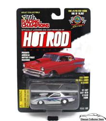Pontiac Firebird Pro Street RACING CHAMPIONS HOT ROD MAGAZINE Diecast 1:63 FREE SHIPPING